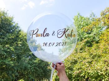 Balonido - dekoracje balonowe, balony z helem, girlandy, Dekoracje ślubne Parczew
