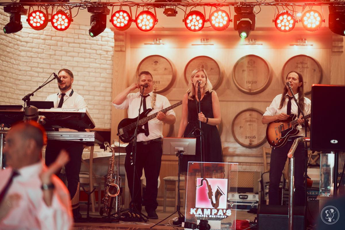 Kampa's - zespół muzyczny, Opole - zdjęcie 1