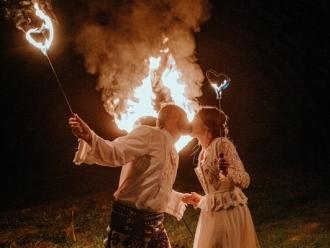 Taniec z Ogniem Inferis najlepsze show na Twoje wesele!,  Katowice