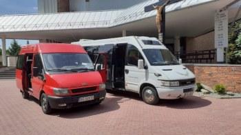 Przewóz gości weselnych, wynajem busów i autokarów, Wynajem busów Będzin