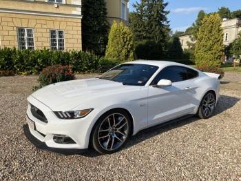 Mustang do ślubu, Samochód, auto do ślubu, limuzyna Radomsko