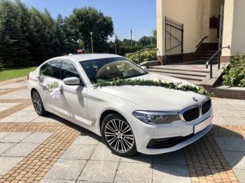 Samochód do ślubu. BMW 5 G30, Mercedes GLC Coupè 2020 r, Samochód, auto do ślubu, limuzyna Ustroń