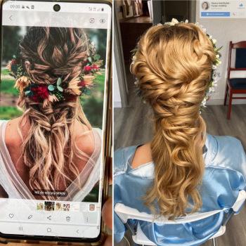 Hanna HairStylist - fryzjer mobilny, Fryzjer Gdynia