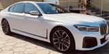 BMW serii 7 Biała perła z białymi skórami . Rok produkcji 2021, Elbląg - zdjęcie 4