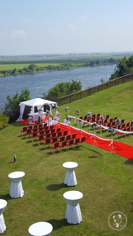 Hotel nad Wisłą, sala balowa z widokiem na Wisłę, ślub w plenerze!, Knybawa - zdjęcie 1