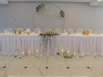Banksja   wystroje ślubno-weselne, Dekoracje ślubne Czeladź