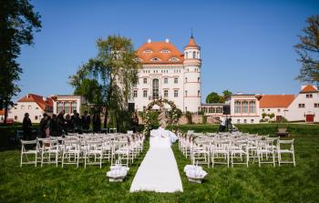 Pałac Wojanów - Royal Wedding, Sale weselne Cieszyn