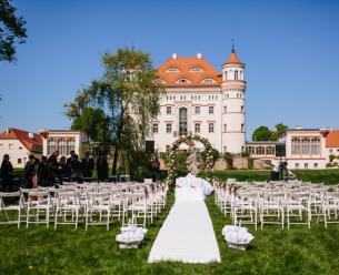 Pałac Wojanów - Royal Wedding,  Jelenia Góra