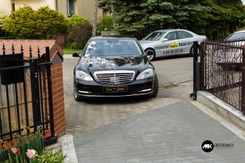 Samochód do ślubu Mercedes S500 W221 Long, Samochód, auto do ślubu, limuzyna Łomża