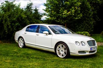 Biały Bentley, Mercedes 129 Cabriolet V12, Biały Mercedes S 550L,, Samochód, auto do ślubu, limuzyna Radomsko