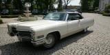Klasyk do ślubu. Cadillac DeVille Cabrio 1966 rok., Warszawa - zdjęcie 4