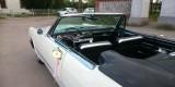 Klasyk do ślubu. Cadillac DeVille Cabrio 1966 rok., Warszawa - zdjęcie 7