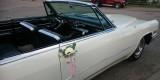 Klasyk do ślubu. Cadillac DeVille Cabrio 1966 rok., Warszawa - zdjęcie 8
