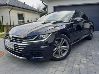 Volkswagen Arteon idealna limuzyna do ślubu !!!, Samochód, auto do ślubu, limuzyna Lublin