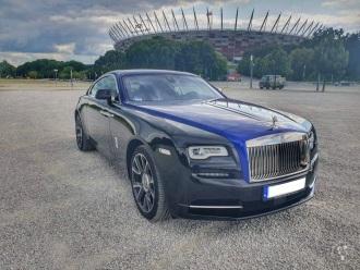 Nowy Rolls-Royce Wraith,Klasyczne-RR Corniche lub Seraph,BMW 5...,  Warszawa
