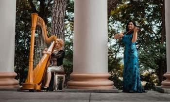 Harfa i Skrzypce, Oprawa muzyczna ślubu Zielona Góra