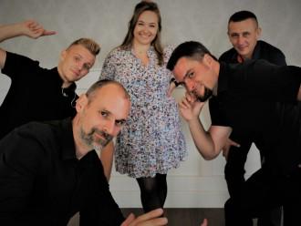 WITAMINA Cover Band!!! Dawka pozytywnej energii przez całą noc!,  Dąbrowa Górnicza
