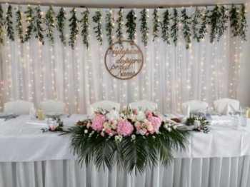 Lawendowa aksamitka - dekoracje, florystyka na ślub i wesele, Dekoracje ślubne Aleksandrów Łódzki