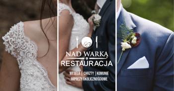 NAD WARKĄ, Sale weselne Głogów Małopolski