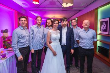 Zespół Muzyczny Paragraf - 100% na żywo, Zespoły weselne Milicz