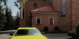 Żółty mat Maserati Ghibli. Jedyny taki samochód w Polsce do ślubu!!, Poznań - zdjęcie 3