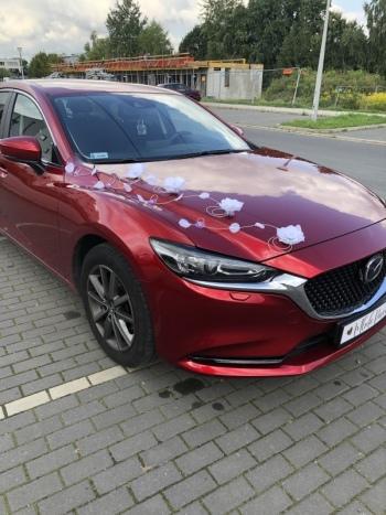 Auto do ślubu Mazda 6, Samochód, auto do ślubu, limuzyna Katowice