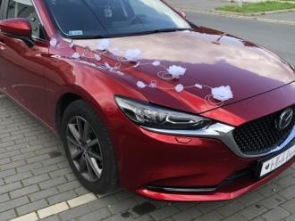 Auto do ślubu Mazda 6,  Katowice