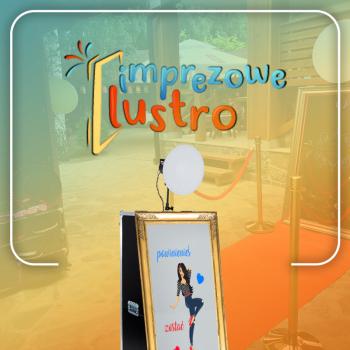 Fotobudka Fotolustro ! Imprezowe lustro, zapewni Ci swietna zabawe!, Fotobudka, videobudka na wesele Lesko