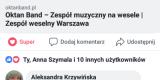 OKTAN BAND - Zespół Finalisty X-Factora! ⭐⭐⭐⭐⭐, Warszawa - zdjęcie 4