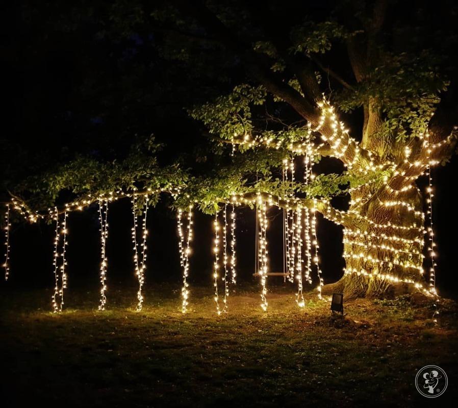 Dekoracje dworu PLENER GIRLANDY Dekoracja Światłem Lampki FAIRY LIGHTS, Krobia - zdjęcie 1