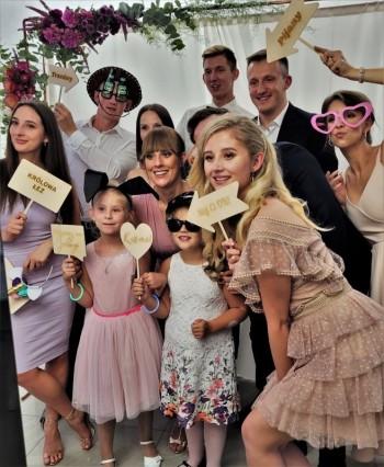 📸 Sweet Moments Fotobudka 📸 W stylu glamour, rustykalnym, boho, Fotobudka, videobudka na wesele Krynica-Zdrój