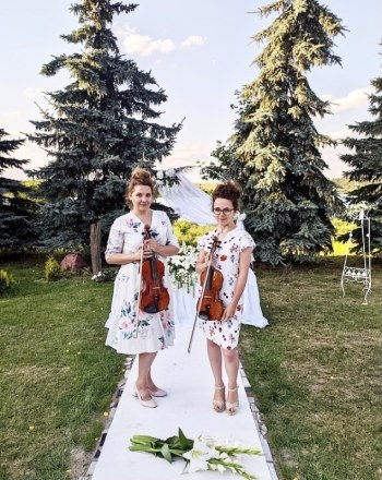 | Skrzypce Solo 🎻 | Duet skrzypcowy 🎻🎻 | Dodatkowe instrumenty |, Oprawa muzyczna ślubu Włocławek