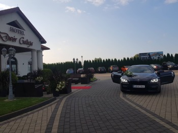 BMW Seria 6, Samochód, auto do ślubu, limuzyna Przemyśl