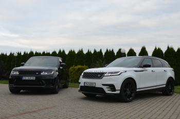 Piękna i Bestia - Range Roverem do ślubu!, Samochód, auto do ślubu, limuzyna Turek