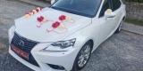 Biały Lexus do ślubu, Jelenia Góra - zdjęcie 4