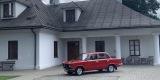 Auto do ślubu samochód na wesele wynajem Fiat 125p zabytkowy, Nowy Sącz - zdjęcie 4