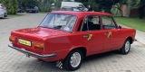 Auto do ślubu samochód na wesele wynajem Fiat 125p zabytkowy, Nowy Sącz - zdjęcie 5