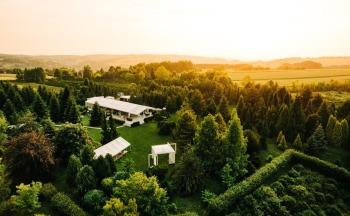 Brzoskwinia Ogród - niezwykłe miejsce pod Krakowem na wyjątkowe okazje, Sale weselne Kraków