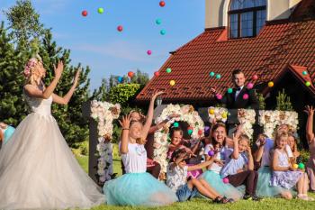 Fabryka Kreatywności Animacje dla dzieci Animator Animatorzy na wesele, Animatorzy dla dzieci Przecław