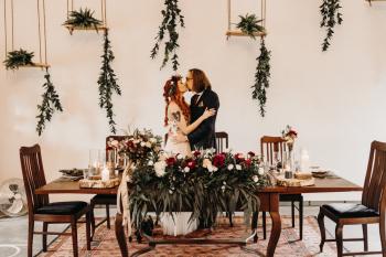 Dom Restauracyjny Rusiborek, rustykalna sala,  ślub cywilny w plenerz, Sale weselne Czerniejewo