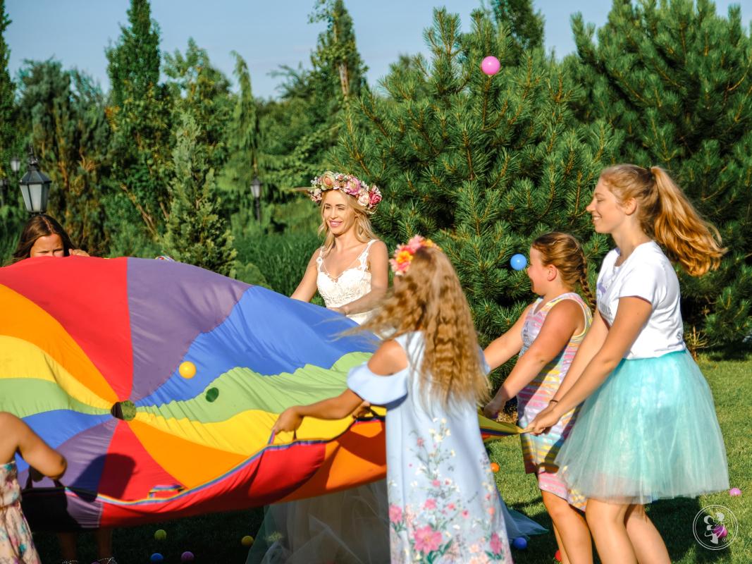 Fabryka Kreatywności Animacje dla dzieci Animator Animatorzy na wesele, Lublin - zdjęcie 1