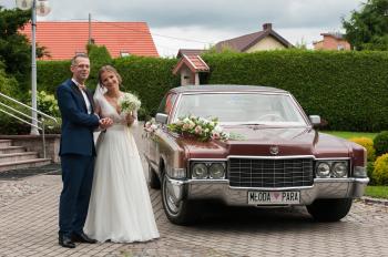 Cadillac Fleetwood i Lincoln Town Car 9 - osobowy, Samochód, auto do ślubu, limuzyna Rumia