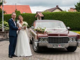 Cadillac Fleetwood i Lincoln Town Car 9 - osobowy,  Rumia