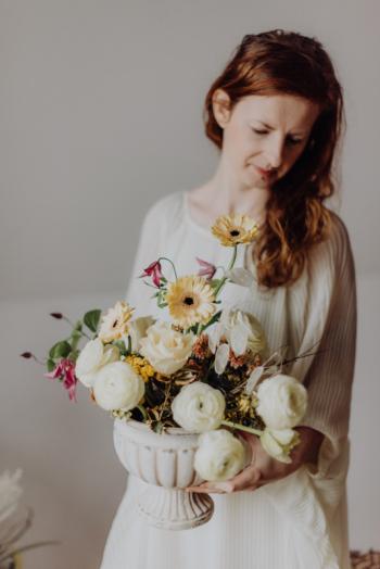 Odcienie Zieleni - florystyka bliska naturze, Dekoracje ślubne Swarzędz
