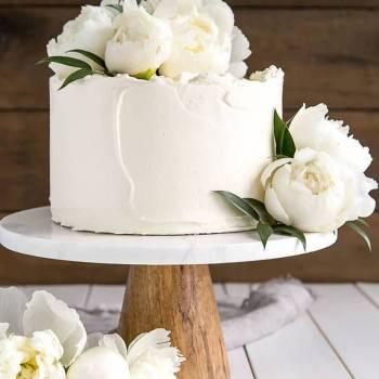 Sweet Dream - Pracownia tortów i ciast artystycznych, Tort weselny Strumień