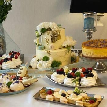 Sweet Dream - słodki stół, candy bar, Słodki kącik na weselu Strumień
