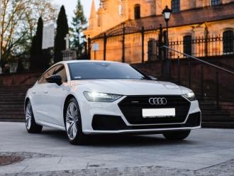 Prestiżowe Audi a7 S-line,  Kielce
