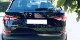Samochód do ślubu SUV Skoda Kodiaq perłowo-czarny, Ełk - zdjęcie 2