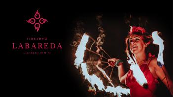 LABAREDA - Fireshow / Taniec z Ogniem / Lightshow, Teatr ognia Kraków