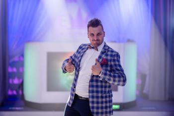 Magia Muzyki Dawid Guzy - DJ Wodzirej Kabareciarz, DJ na wesele Rybnik